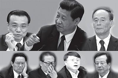三中全會國企改革針對「大老虎」