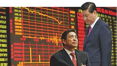 薄黨操縱股市 脅迫中南海細節曝光