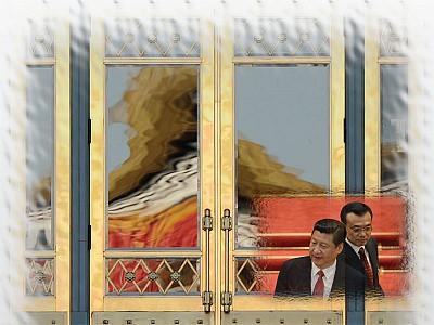 「九龍戲水」變「二龍嬉珠」   江澤民第二權力中央被瓦解