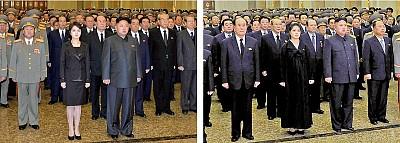 金正恩兩眼無神 北韓政局動盪