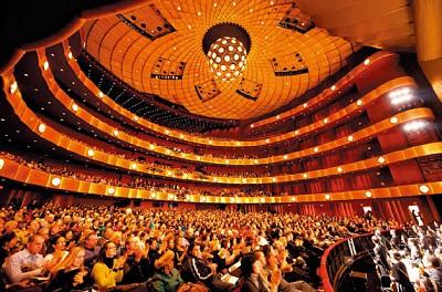 風靡全球的藝術盛典