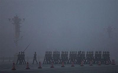 北京要出大事? 急調武警封鎖京津咽喉