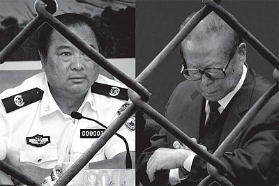 李東生最後一搏求救 江澤民自身難保
