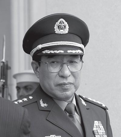 徐才厚成江澤民「軍中最愛」全程內幕