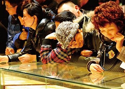 中國經濟觀察 馬年是中共凶險年 中國大媽也知道