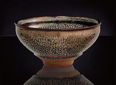 繪傳統天目釉促成國際大展 張桂維的陶藝創作