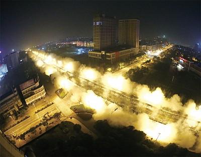 英媒:中國有災難性崩潰的嚴重風險