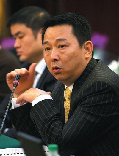 周永康馬仔劉漢被定性為「特大黑社會」
