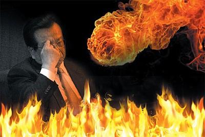 蔣潔敏供出曾慶紅  「黃華華舉報」火上澆油