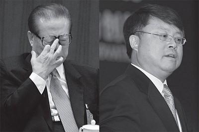 獨家 江澤民失勢 上海聯影現低潮
