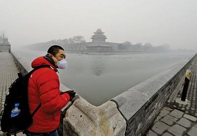 北京被霾 每天千人併發症死亡