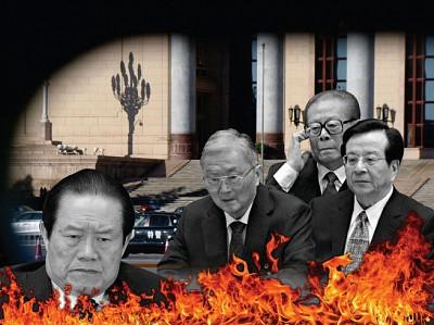 周薄「政變組閣名單」詳細曝光