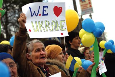 烏克蘭是俄國的第二個阿富汗