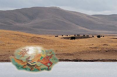 中華龍脈之《河圖》、《洛書》(上)