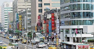 臺灣經濟的機會與挑戰