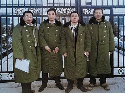 挑戰黑監獄 四律師遭酷刑 救援團前仆後繼 反思迫害