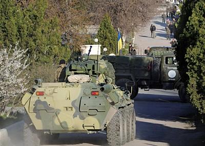 俄併吞克里米亞美俄新冷戰開始