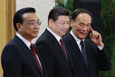 江澤民選擇對習近平身邊的人下手