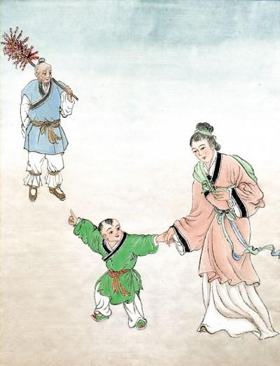 江湖風塵歸真路(二)