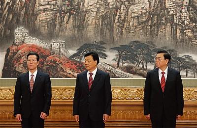 薄周政變最新名單 涉中南海及省部級高官