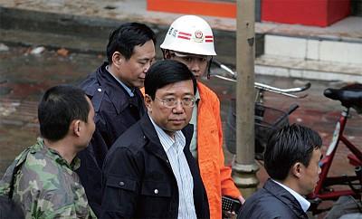 陸媒曝李春城弟弟「倒地」內幕