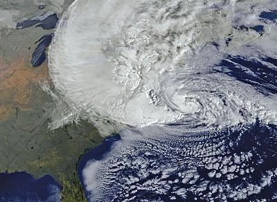 白宮氣候變遷報告:人類正嚐惡果