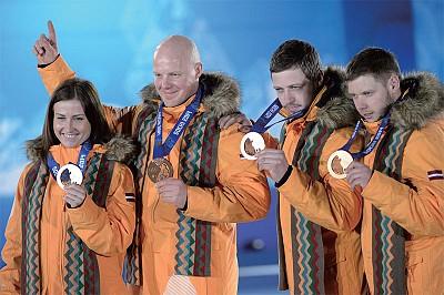人物專訪 2014冬奧銅牌得主的人生奇遇