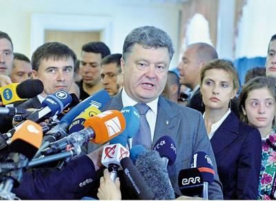 烏克蘭與俄羅斯綿長的恩怨情仇