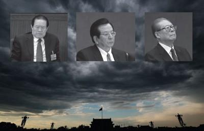 江澤民求見普京  中南海「露面戰」升級