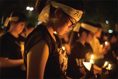 紀念「六四」25周年 與流亡藏人對話