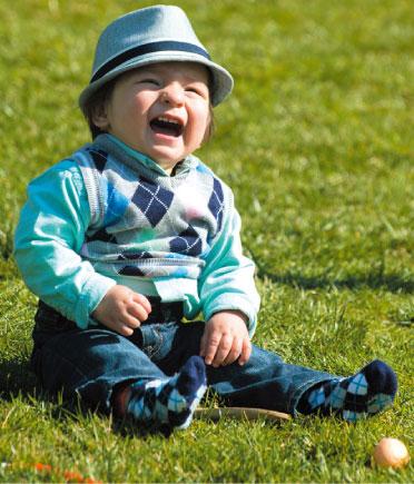 健康生活 綠色大自然有助治療幼兒過動