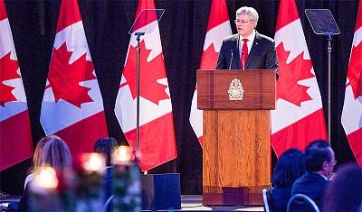 加拿大總理: 共產主義是致命思想瘟疫