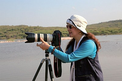 攝影家金露「震撼生命的感動」
