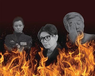 江澤民失勢 2女1男風向標人物被曝醜聞