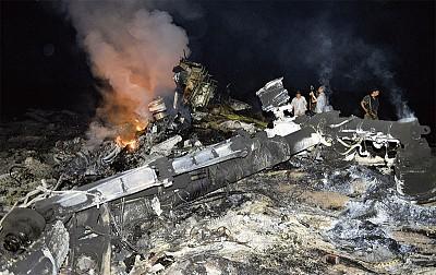 馬航MH17被誰擊落? 奧巴馬:導彈來自烏分裂武裝地區