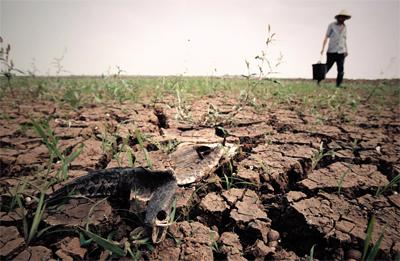 乾渴,中華民族生存危機(一)