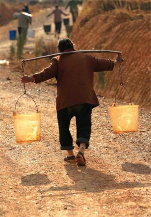 乾渴,中華民族生存危機(二)