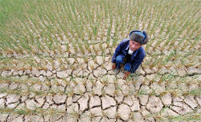 乾渴,中華民族生存危機(三)