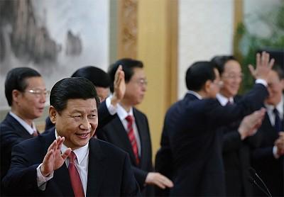 中共最新排名 江澤民又沒了