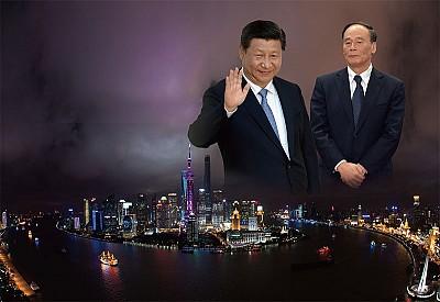 江習決鬥大戲在上海灘公映