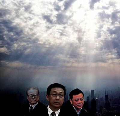 韓正拍「蒼蠅」傷到自己 王岐山上海打虎路線圖漸明