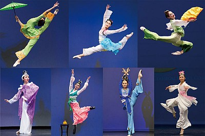 中國舞大賽10月10日登臺 十位前冠軍聯袂展風華