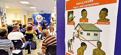 中共對伊波拉疫情援助敷衍 國際不恥