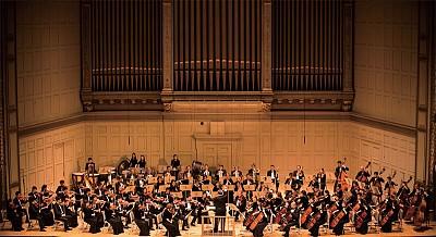 神韻交響樂團2014首演 曠世天音轟動波士頓