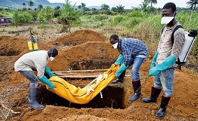 埃博拉全球蔓延 歐美緊急預警