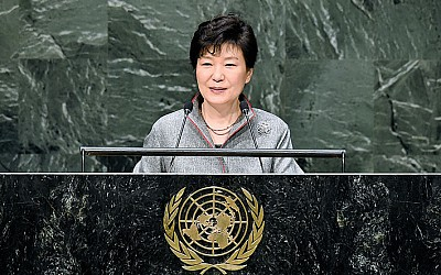 北韓生變 朴槿惠高調談論兩韓統一
