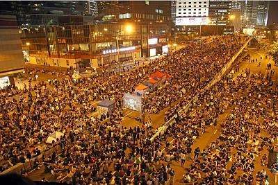 習暗中布局  江澤民香港設局奪權流產