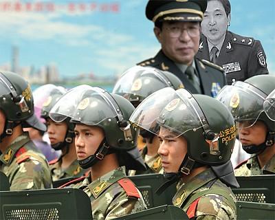 南京軍區司令與參謀長公開分裂