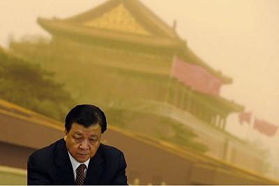 末路瘋狂 劉雲山公開否定「依法治國」