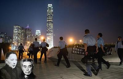 解密文件:周恩來與鄧小平阻止英國給香港民主